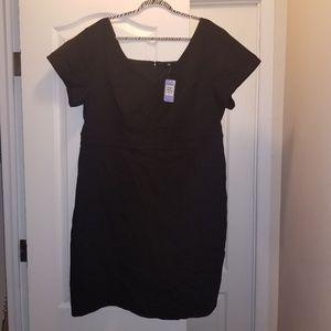 NWT size 26 torrid black dress